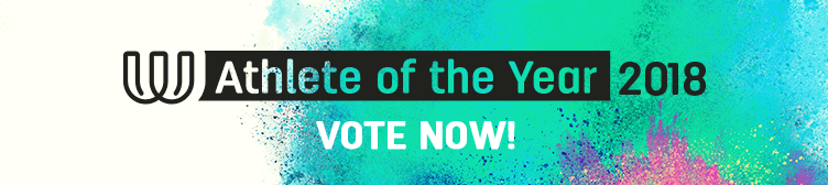 Athlete of the Year 2018 voting