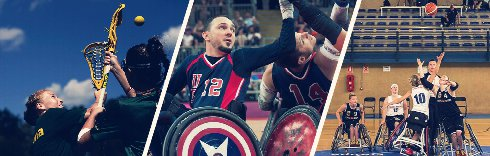 The World Games welcomes wheelchair sports