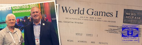 The World Games Pioneer