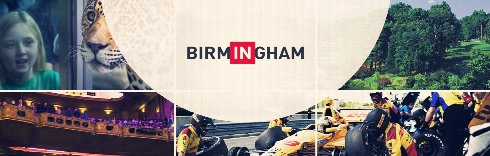 Birmingham welcomes visitors
