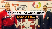 Advertising The World Games