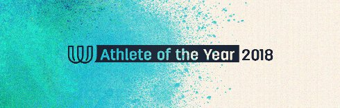25 Candidates for Athlete of the Year