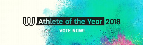 Athlete of the Year voting open