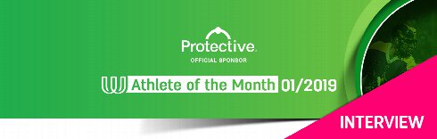 Meet Austin Staats - Athlete of the Month