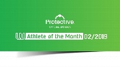 Athlete of the Month February 2019