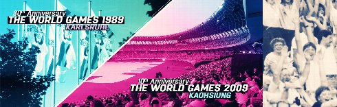 The World Games continue to grow!