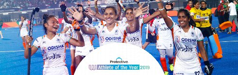 Rani is the Athlete of the Year