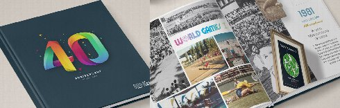 Booklet: History of the IWGA