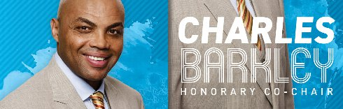 Charles Barkley Ambassador for The World Games 2022