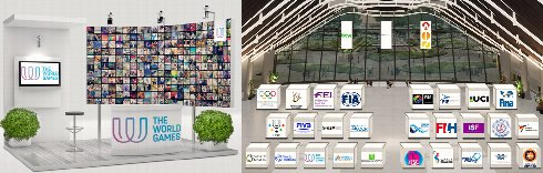 The World Games at Smart Cities & Sport Summit