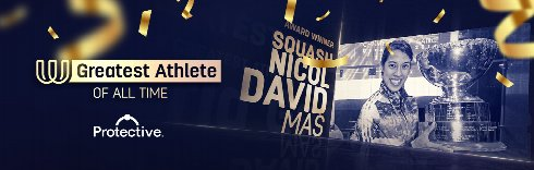 Nicol David Greatest of All Time