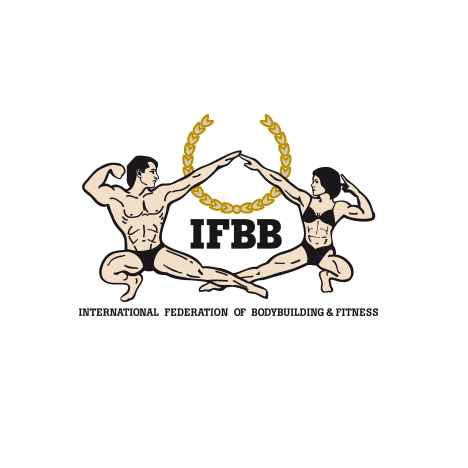 Logo of International Federation of Bodybuilding and Fitness