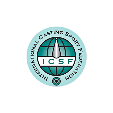 Logo of International Casting Sport Federation