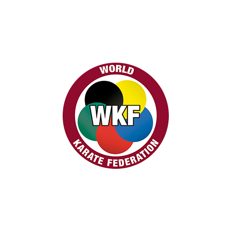 Logo of World Karate Federation
