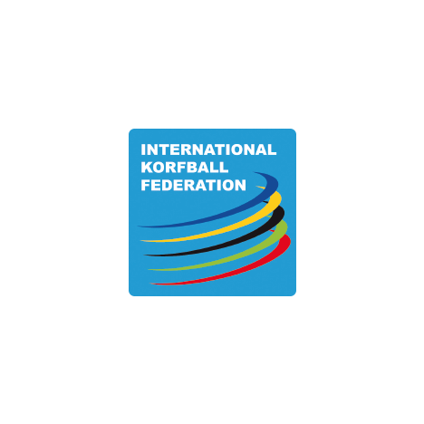 Logo of International Korfball Federation