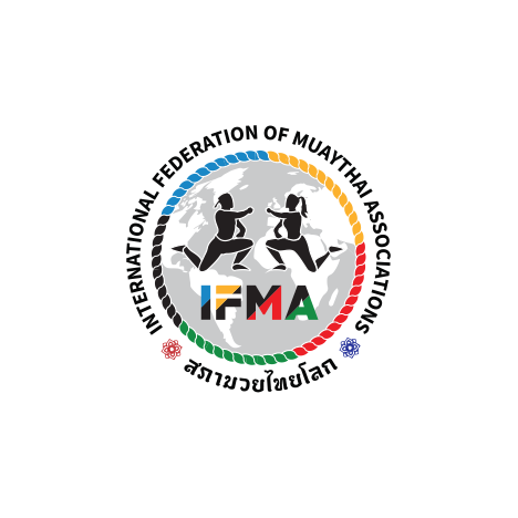 Logo of International Federation of Muaythai Amateur