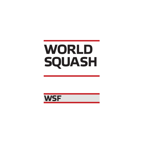Logo of World Squash Federation