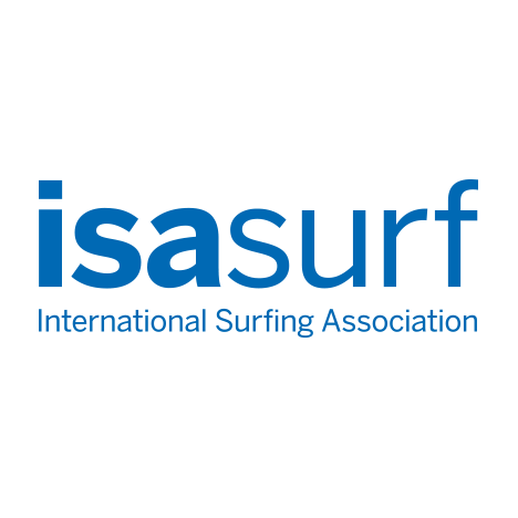 Logo of International Surfing Association